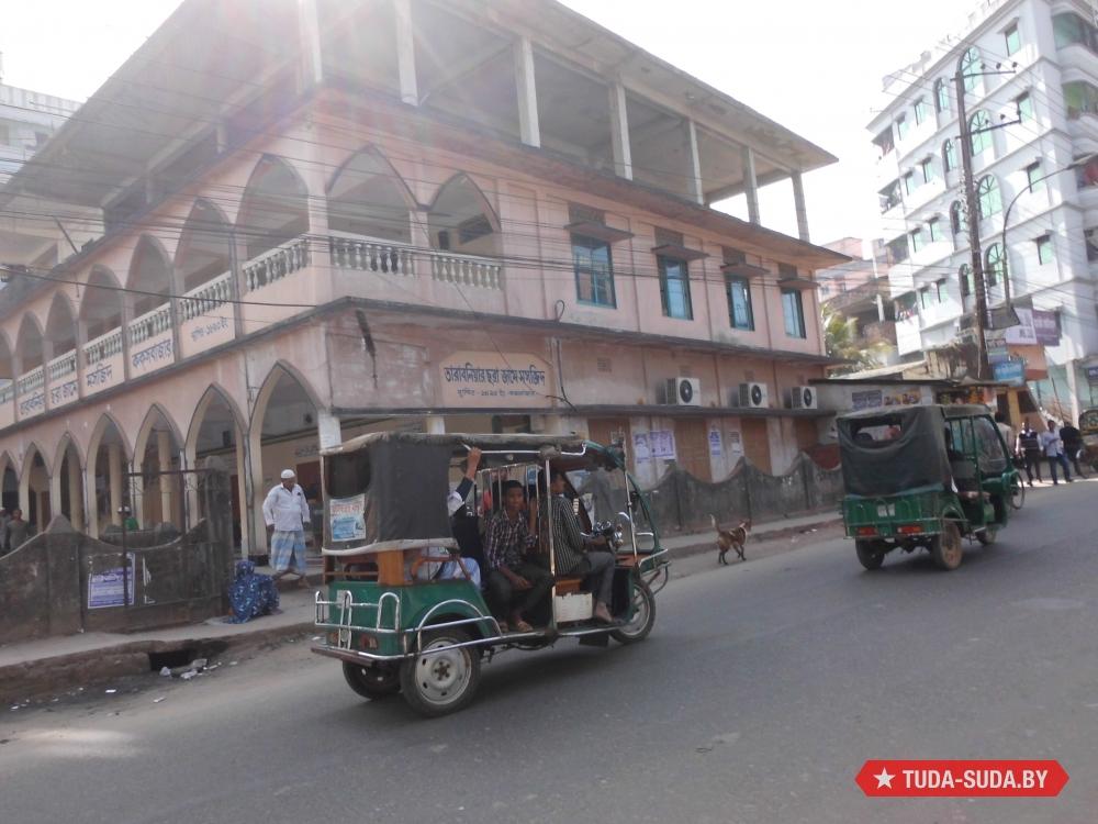 Taraboniar Chara Jaame Masjid