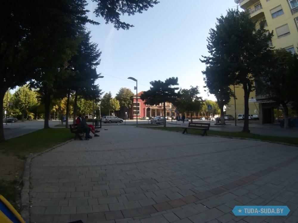 Бульвар Фан Ноли