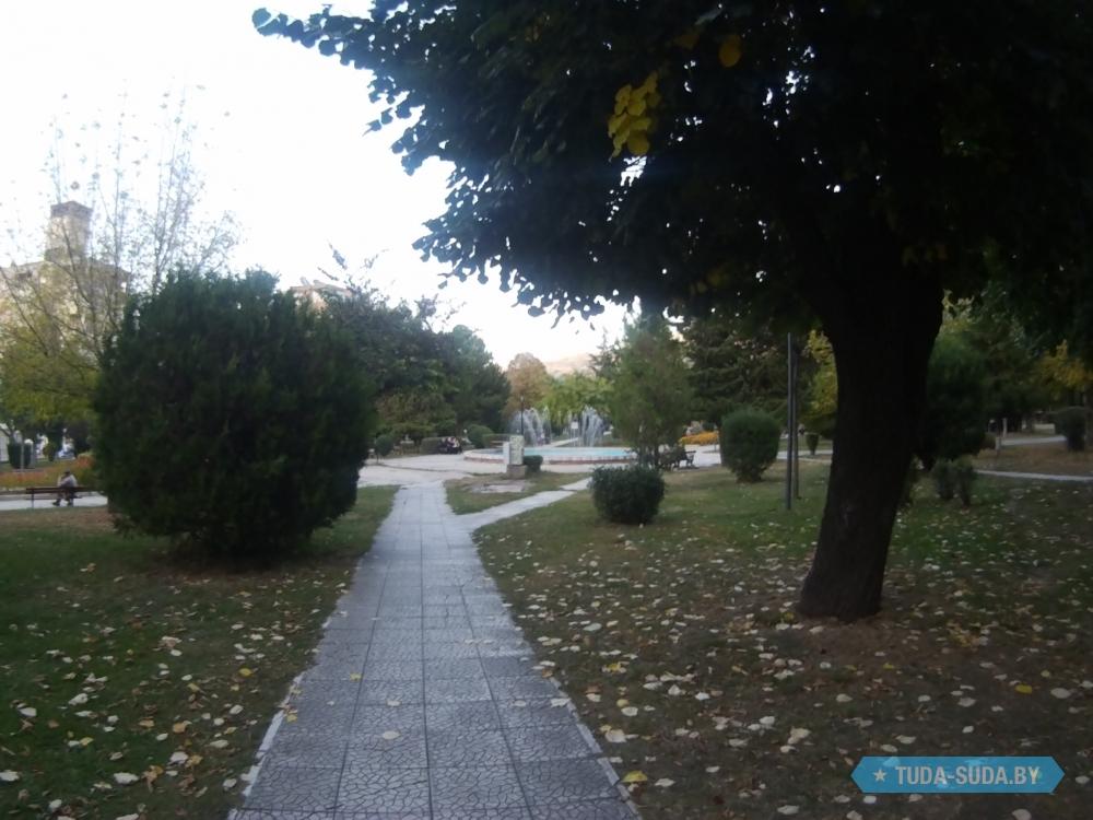 Парк имени Вангюш Мио
