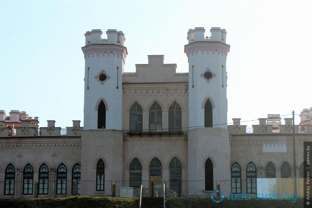 Дворец Пусловских в Коссово (Коссовский замок). Схема проезда, фото ... c3bcc23e470